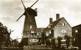 The Mill (Home Of The Late Sir Henry Irvine) Whitstable