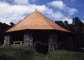"""5 - Reconstruction /Restoration of 2 storey horse mill La Pagerie Martinique"""