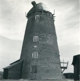 Tower mill, Clavering