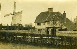 Stocks Mill, Wittersham, working