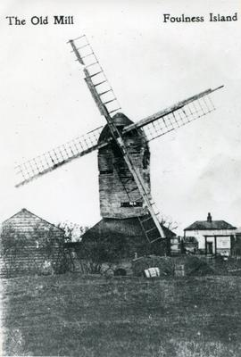 Old mill, Foulness Island