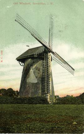 Old Windmill, Bembridge