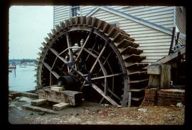 Waterwheel, Woodbridge Tide Mill