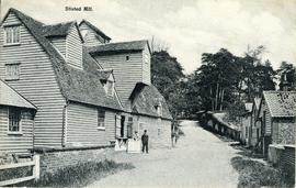 Stisted Mill