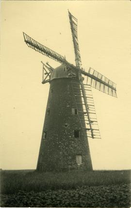 Maw's Mill, Epworth, derelict