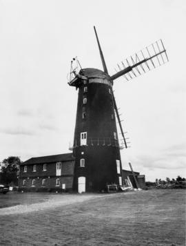 Caston Mill showing attached building