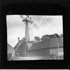 Beech Farm Mill, Cuckfield, before the fire