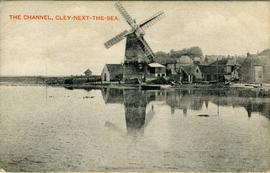 The Channel, Cley-next-the-Sea