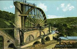Laxey Wheel, Isle of Man