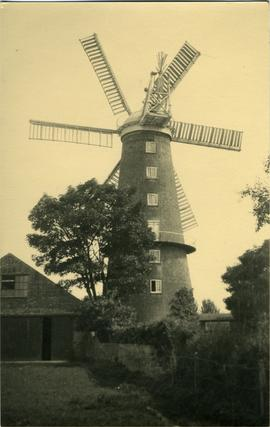 Ingleborough Mill, West Walton