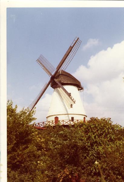 restored tower mill at nybbol jutland denmark images amp documents