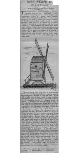 """V. Mountnessing Windmill"""