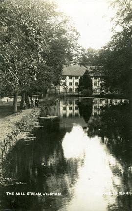 The Mill Stream, Aylsham