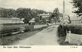 The Paper Mills, Witchampton