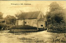 Willoughby's Mill, Grantham