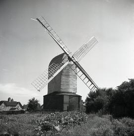Post Mill, Bocking mill