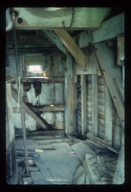 Spout floor, New Mill, Cross in Hand
