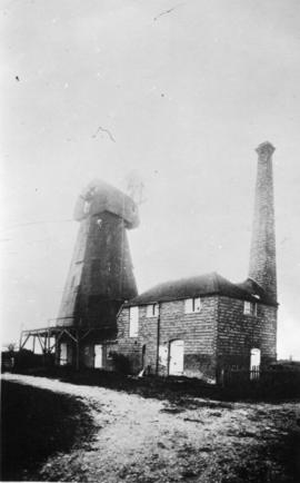 Black Mill, Headcorn, and boiler house