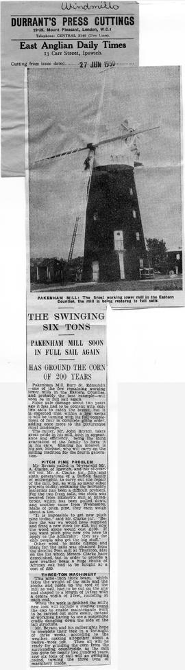 """The swinging six tons"""