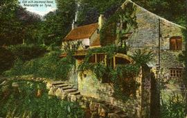 Old Mill, Jesmond Dene, Newcastle-on-Tyne