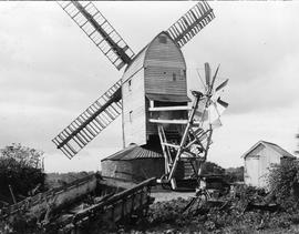 Elmer's Mill, Woolpit, in a working condition