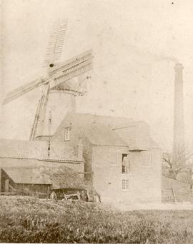 Chesterton Windmill and Roller Mill