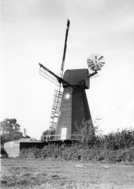 Smock mill, West Kingsdown