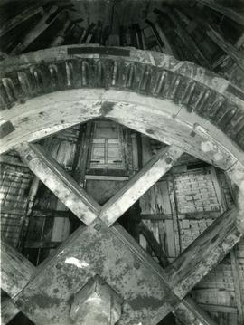 Brake Wheel, Smock Mill, Terling, Essex