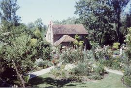 Garden and former stables, Upper Mill, Loose