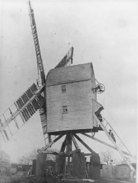 Buckingham's Mill, Brundish