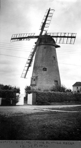 White Roding Tower Mill, Essex