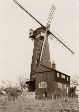 Hawridge Common Mill, Cholesbury, preserved