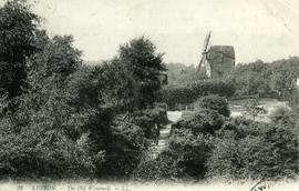 Keston - The Old Windmill