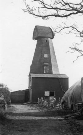 Boundgate Mill, Badlesmere, with no sweeps