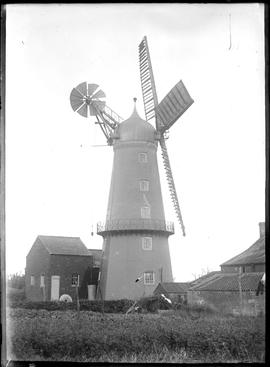 Tower mill, Huttoft