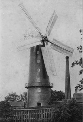 Spilsby Road Mill Exterior-working