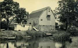 Barnes Mill, Chelmsford, from West