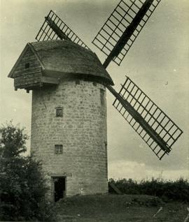 Woolavington tower mill, Somerset