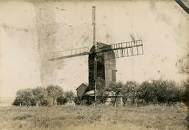 Broxted Post mill