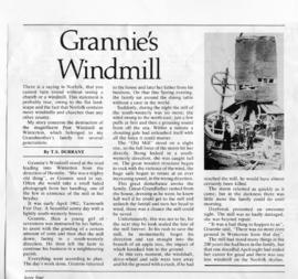 """Grannie's Windmill"""