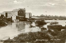 Boroughbridge, Mill and Weir