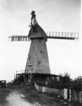 White Mill, Bethersden, with only two sweeps