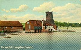 The old Mill Langston Havant