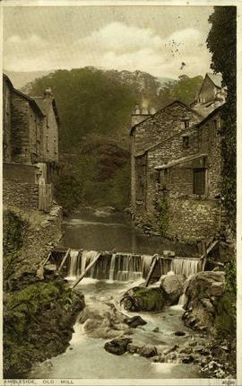 Ambleside, Old Mill