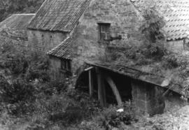 Watermill, Troutsdale, disused