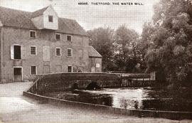 Thetford: The Water Mill.