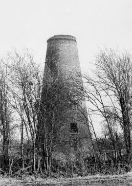 Cleveland Mill, East Markham, derelict