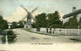 The Old Mill, Chadwell Heath