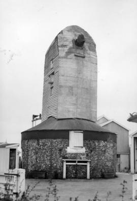 Skinner's Mill, Stradbroke, with sails removed