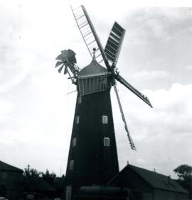 Burgh le Marsh Mill, Lincolnshire